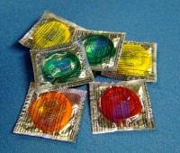 Condoms Photo: Shawn Latta