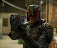 """Dredd 3D"" is based on the 2000 AD comic strip, ""Judge Dredd."" Photo: Lionsgate"