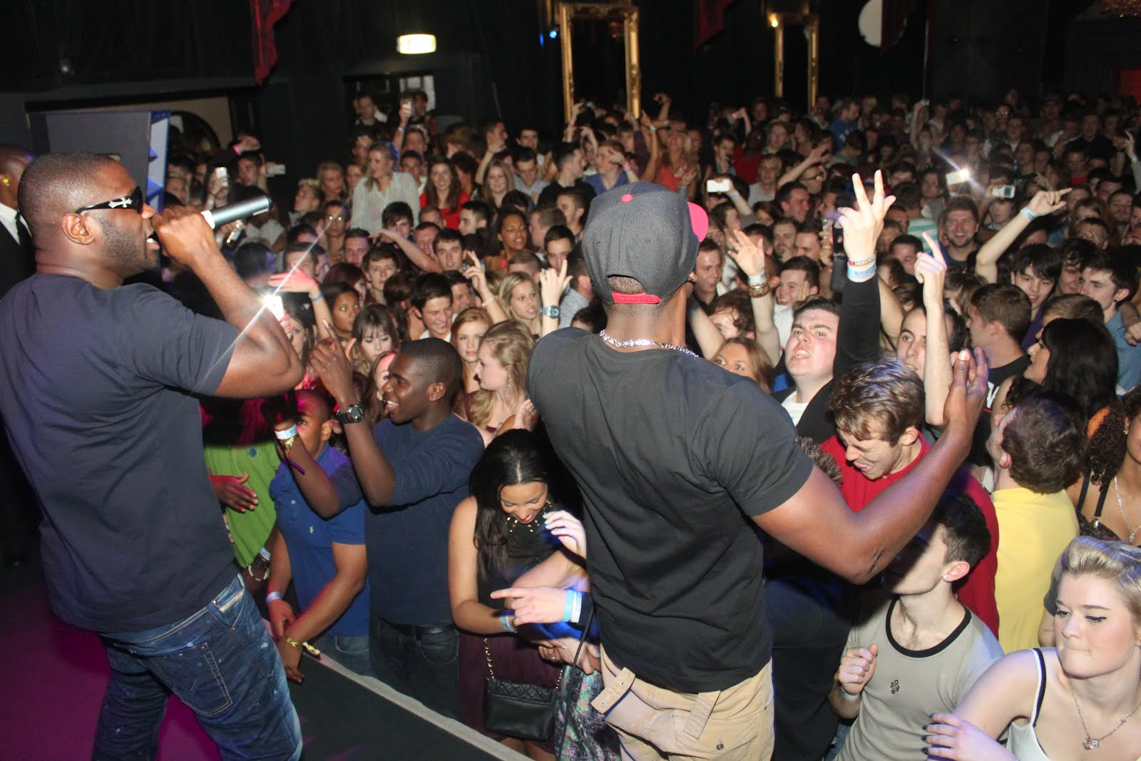 Lethal Bizzle. Photo: Lincoln Parties