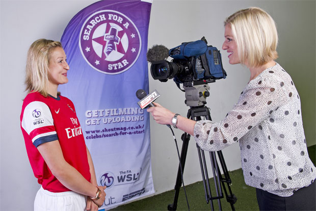 Lincoln Ladies are urging young people in Lincoln to become a junior sports reporter Photo: Iris PR