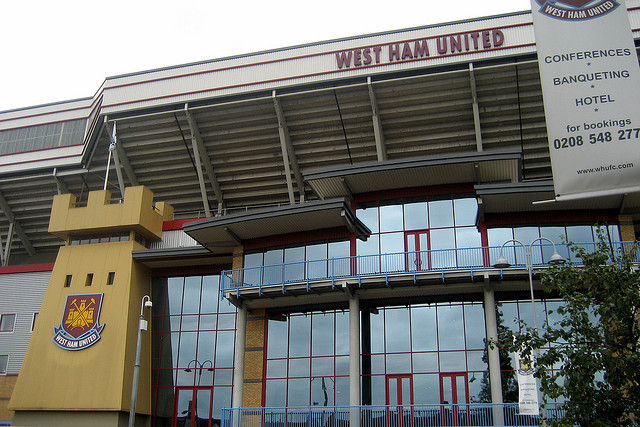 West Ham United Photo: Wally Gobetz