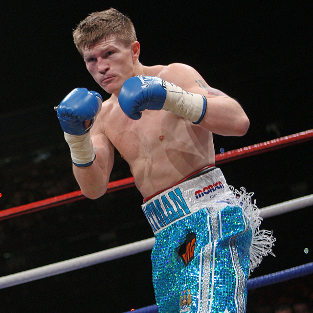 Can Ricky Hatton Cap Britain S Golden Summer The Linc