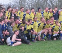 The Rugby Union Society are confident that both squads can get a double promotion this year. Photo: Myles Warden-Owen