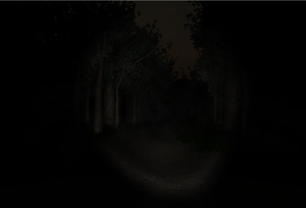 """The Slender Man"" is the antagonist in the video game, ""Slender."" Photo: Parsec Productions"