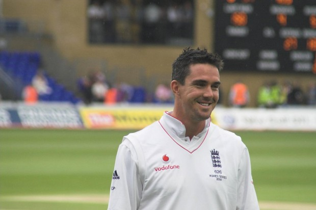 Alistair Cook and Kevin Pietersen (pictured) are the joint top test centurions for England. Photo: cormac70 (vic Flickr)
