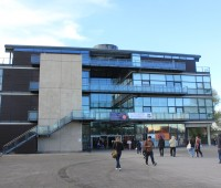 The University of Lincoln catering department, located in the Main Admin Building,