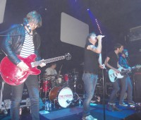The Pigeon Detectives return to Lincoln, having previously performed in the city last year. Photo: Hannah Gilbey