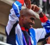 Mo Farah Photo: Sue Kellerman (via Flickr)