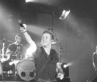 McFly's Danny Jones is set to return to Lincoln for the third. Photo: David Wriglesworth