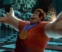 """Wreck-It Ralph"" is the latest animated offering from Disney. Photo: Disney"