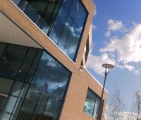 Engineering Hub, University of Lincoln