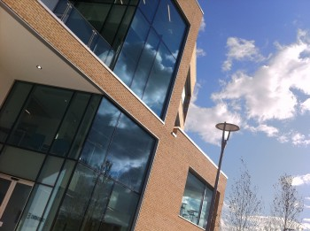 The University of Lincoln's Engineering Building. Photo: University of Lincoln