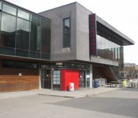The Engine Shed, venue to both fairs.
