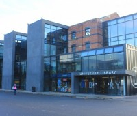 "The University of Lincoln GCW Library ran a ""More Books"" service, which closed on May 14th, 2013. Photo: Tom Larken"