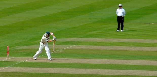 Michael Clarke's top scored with 187. Photo: nicer (via Flickr)