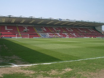 Lincoln City play Hyde at home on Saturday, September 28th