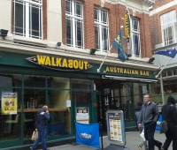 Walkabout in Lincoln which has had a successful refurbishment. Photo: Paul Battison