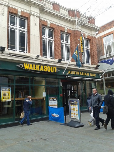 Walkabout in Lincoln which is in line for a brand new refurbishment. Photo: Paul Battison