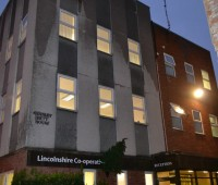 Lincolnshire Co-operative HQ