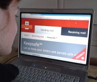 Police have warned against a Royal Mail email scam. Photo: Paul Battison