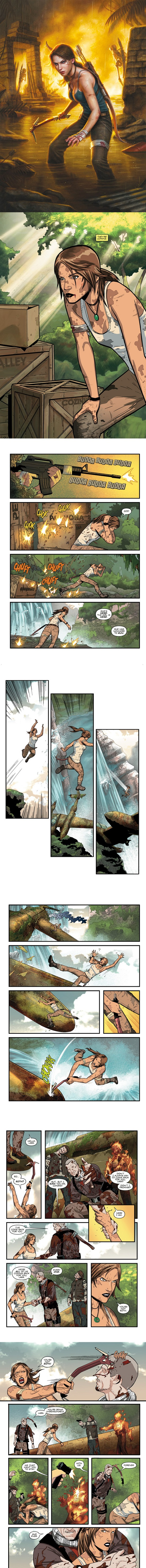 tomb-raider-1-dark-horse-comics