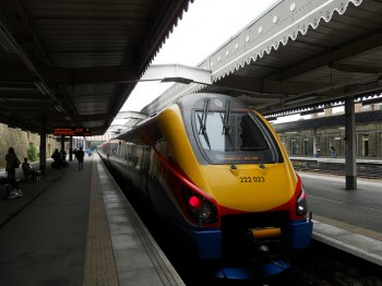 One of East Midlands Trains' trains. Photo: Firing up the quattro (via Flickr)