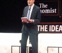 Editor-in-chief of the Economist, Tom Standage. Photo: Wikipedia