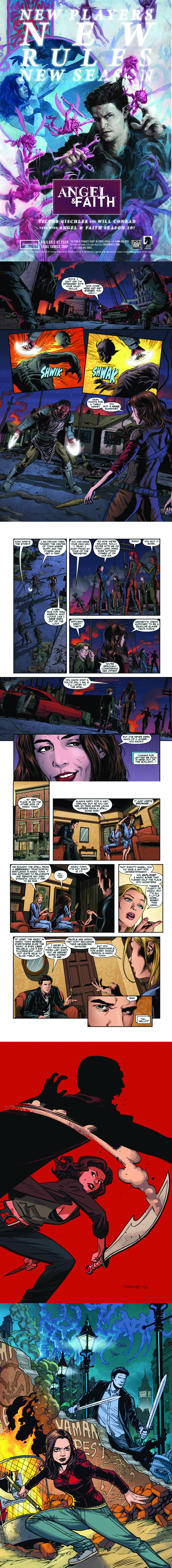 Preview from: Dark Horse Comics