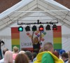 drag act at Lincoln Pride 2014