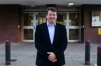 Councillor Neil Murray wants better regulation of landlords and a reduction of shared houses in central Lincoln. (Photo: Asmund Lovdal)