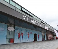 University of Lincoln Students' Union building