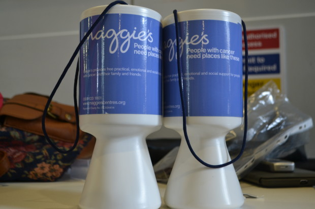 Maggie's Cancer Care collection pots