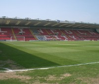 Lincoln City are hoping not to have to sell off their main assets including Sincil Bank