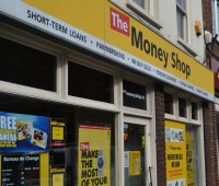 The Money Shop, Silver Street, Lincoln