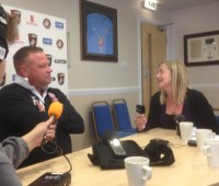 Is Chris Moyses the right man to take the Imps forwards?