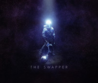 the swapper cover art with logo