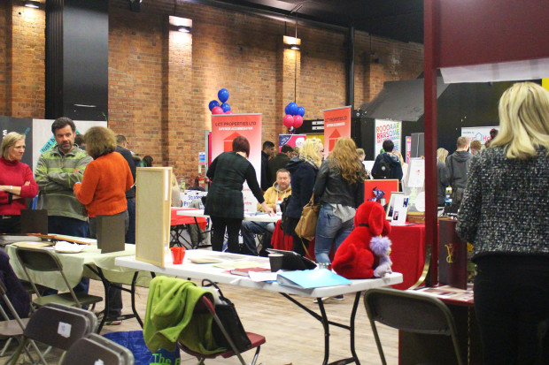 Lincoln SU housing fayre 2014