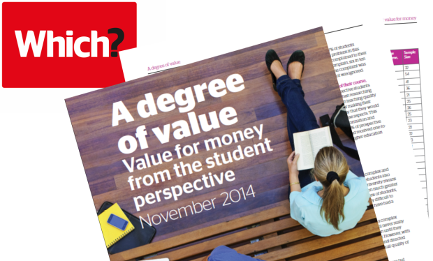 Which? report: A Degree of Value