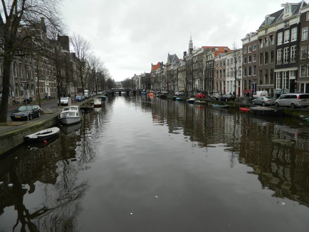 Student Catherine Talbot says living in The Netherlands is proving to be a challenge. Photo: Cat Talbot