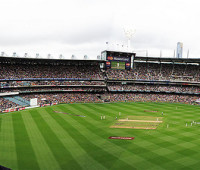The MCG will host the final, and expects a record crowd for the game against England. Photo: Prescott Pym