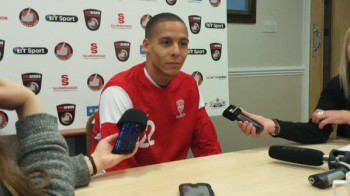 Marshall has praised the attacking intent of full-back Jake Caprice