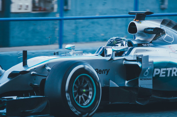 Will Mercedes dominate 2015 as they did in 2014? Photo: Leo Hidalgo via Flickr.