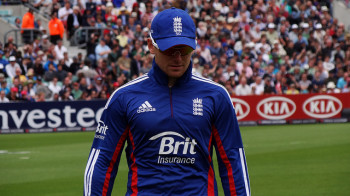 Eoin Morgan's first tournament as ODI captain ended in a premature exit. Photo Flickr