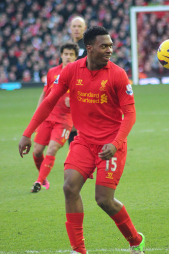 Will a fit again Daniel Sturridge receive a call-up by Hodgson? Photo: Dean Jones via Flickr