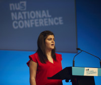 Megan Dunn (Photo: National Union of Students)