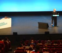 Toni Pearce at NUS Conference