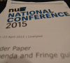 NUS 2015 conference papers