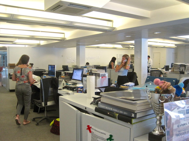 work experience office (Photo: EG Focus via flickr)