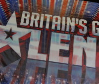 Britain's Got Talent banner (Photo: Ben Sutherland)