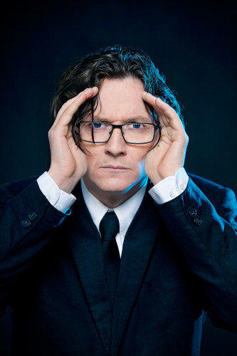 Ed Byrne, looking in